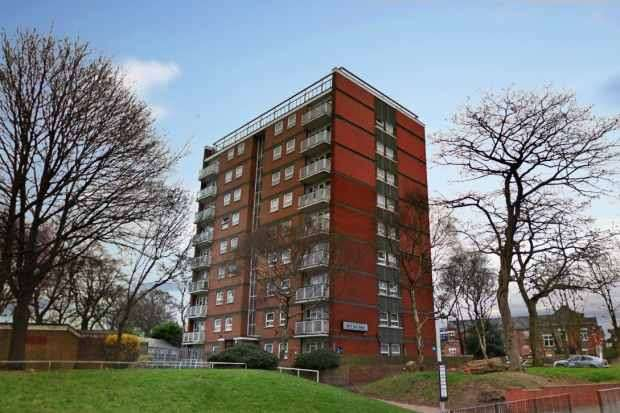 2 Bedrooms Apartment Flat for sale in Ward End House, Birmingham, West Midlands, B8 2HE