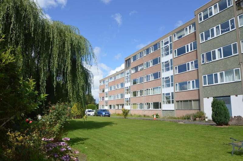 1 Bedroom Apartment Flat for sale in 64 Coton Manor, Berwick Road, Shrewsbury, SY1 2LY