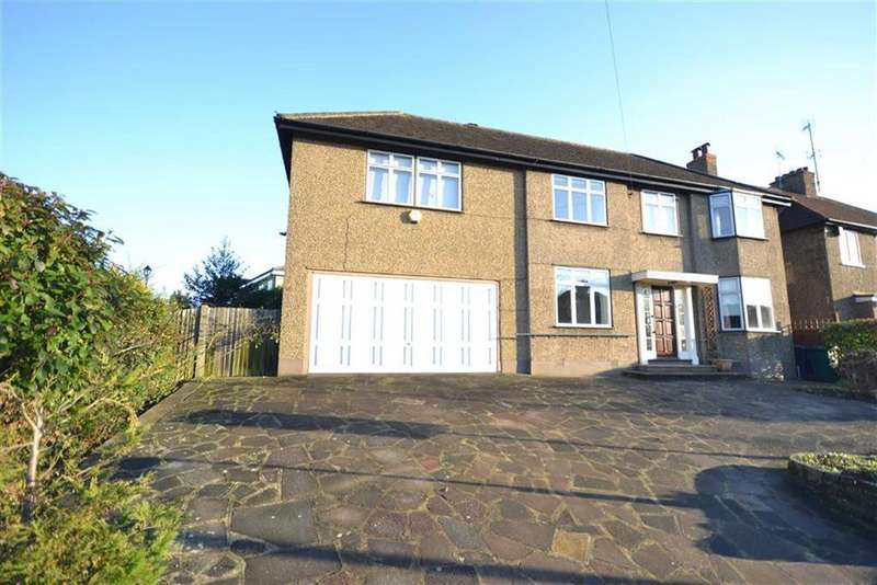4 Bedrooms Detached House for sale in Ridgeview Road, Whetstone, London