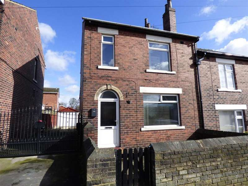 3 Bedrooms Semi Detached House for sale in 10 Hill Street, Cleckheaton