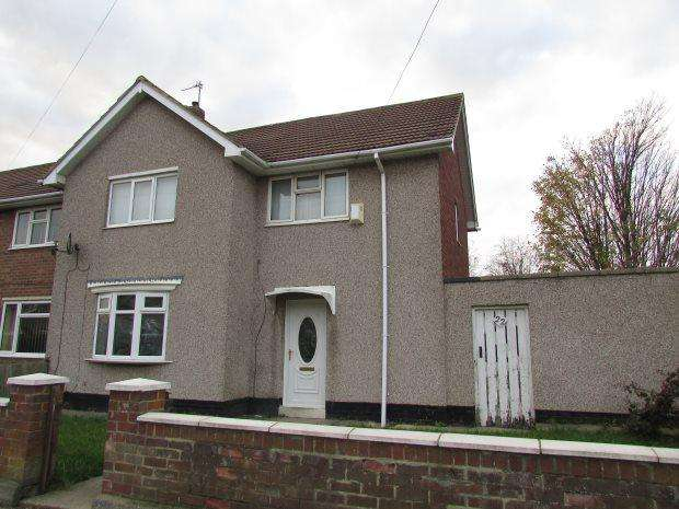 3 Bedrooms Terraced House for sale in FORFAR ROAD, OWTON MANOR, HARTLEPOOL