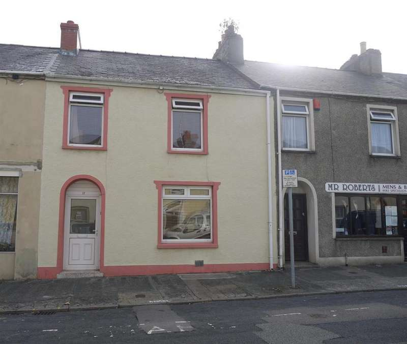 3 Bedrooms Terraced House for sale in Laws Street, Pembroke Dock