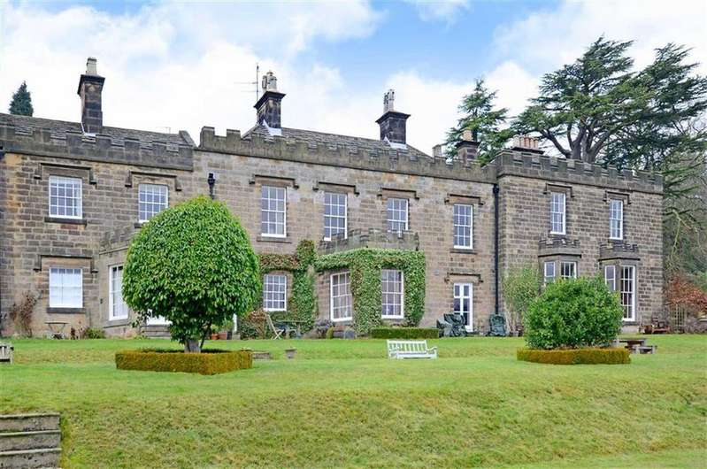 3 Bedrooms Flat for sale in 5 6, Sydnope Hall, Two Dales, Matlock, Derbyshire, DE4