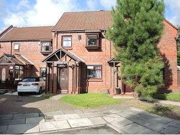 3 Bedrooms Terraced House for sale in Sherwood Court, Croxteth Park, Liverpool