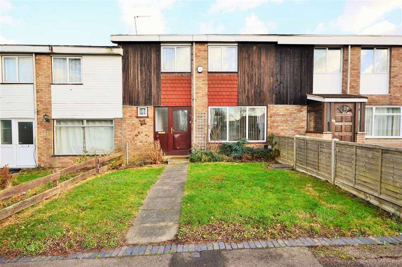 3 Bedrooms Terraced House for rent in Ayletts, Basildon