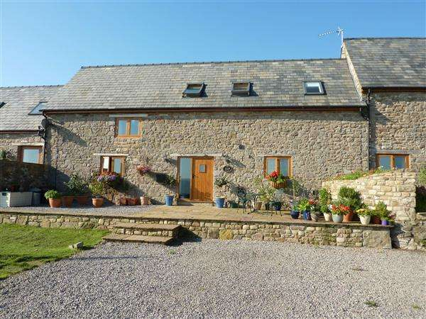3 Bedrooms Barn Conversion Character Property for rent in The Stables, Penterry Farm, St Arvans, Chepstow