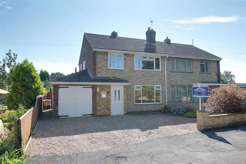 3 Bedrooms Semi Detached House for sale in Park Road, Alford