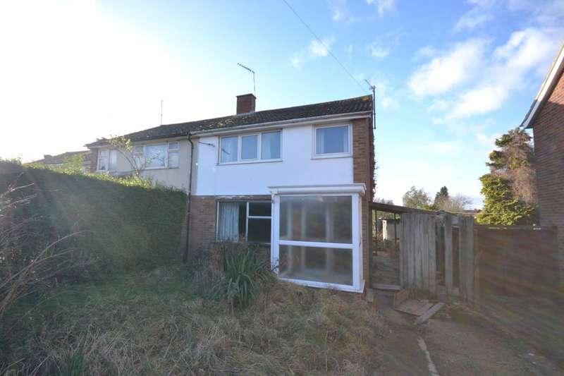 3 Bedrooms Semi Detached House for sale in Northfield Road, Duston, Northampton, NN5