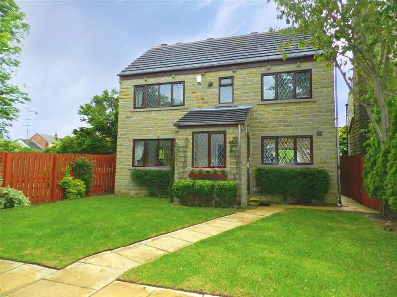 5 Bedrooms Detached House for sale in Scopsley Lane, Whitley, Dewsbury, WF12