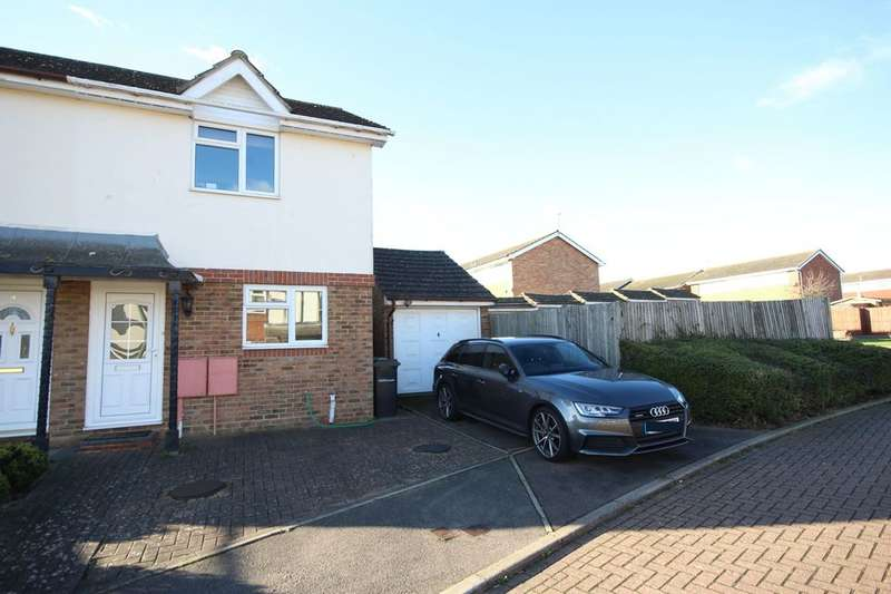 2 Bedrooms Semi Detached House for sale in ALLINGTON