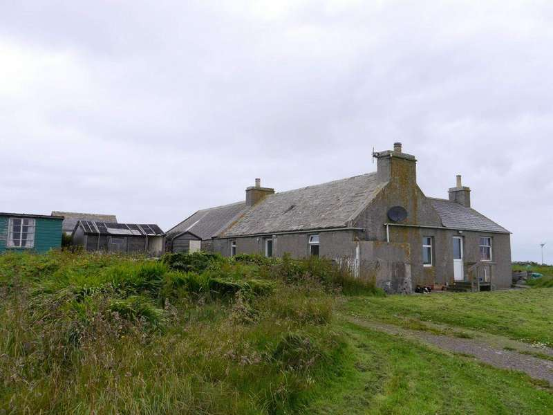 2 Bedrooms Detached House for sale in Kimbland, Papa Westray, Orkney