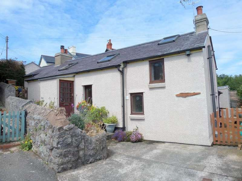 2 Bedrooms Cottage House for sale in Pen Y Parc Terrace, Penrhynside