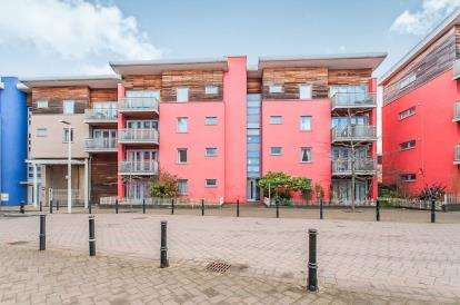 2 Bedrooms Flat for sale in Cubitt Way, Oundle Road, Peterborough, Cambridgeshire