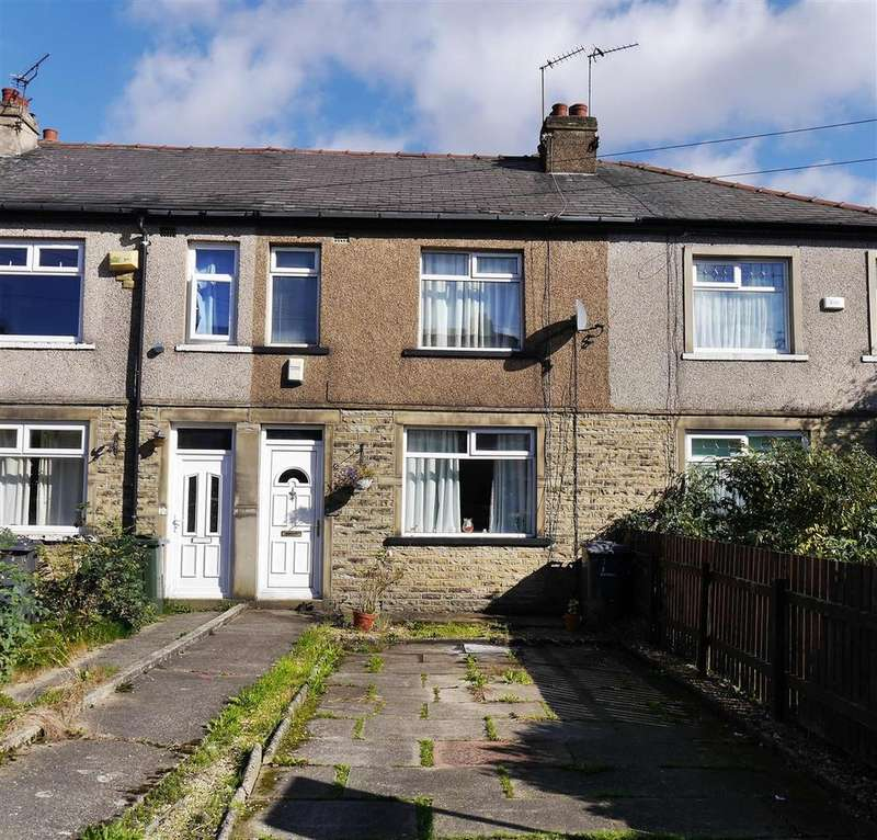 Yorkshire Terrace: Properties For Sale In Bradford, Hawes Crescent Bradford