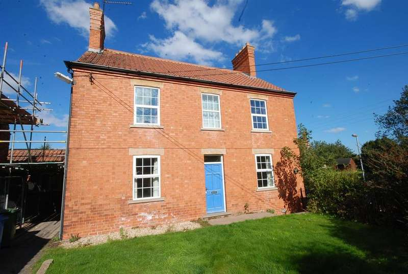 4 Bedrooms Detached House for sale in Mill Lane, Normanton-On-Trent, Newark