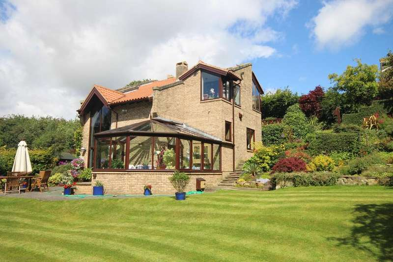 5 Bedrooms Detached House for sale in Astley House, Astley Drive, Whitley Bay, NE26