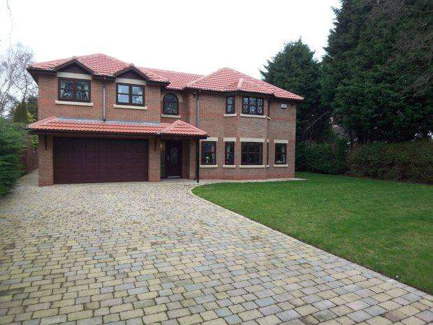 5 Bedrooms Detached House for sale in EGERTON ROAD, WEST PARK, HARTLEPOOL