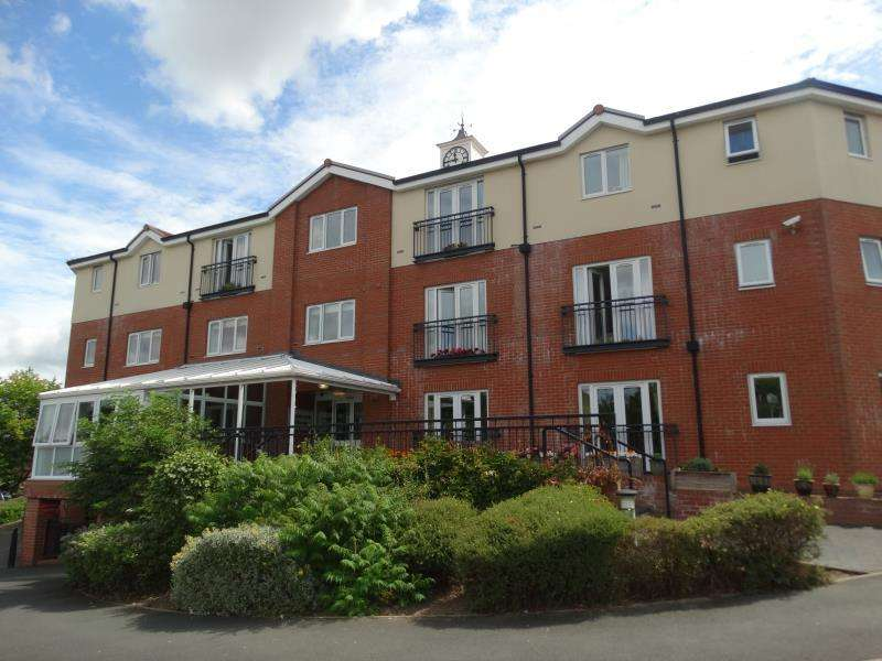 2 Bedrooms Apartment Flat for rent in 37 Radbrook House, Stanhill Road, Shrewsbury, Sy3 6al