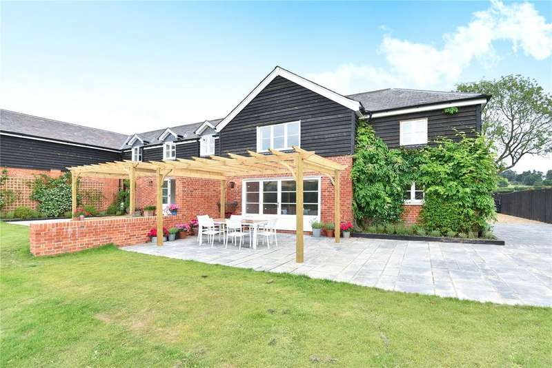 4 Bedrooms Terraced House for sale in Bramble Cottage, Bluebell Farm, Church Street, Seal, TN15