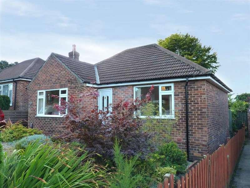 2 Bedrooms Detached Bungalow for sale in Hill Top Mount, Harrogate
