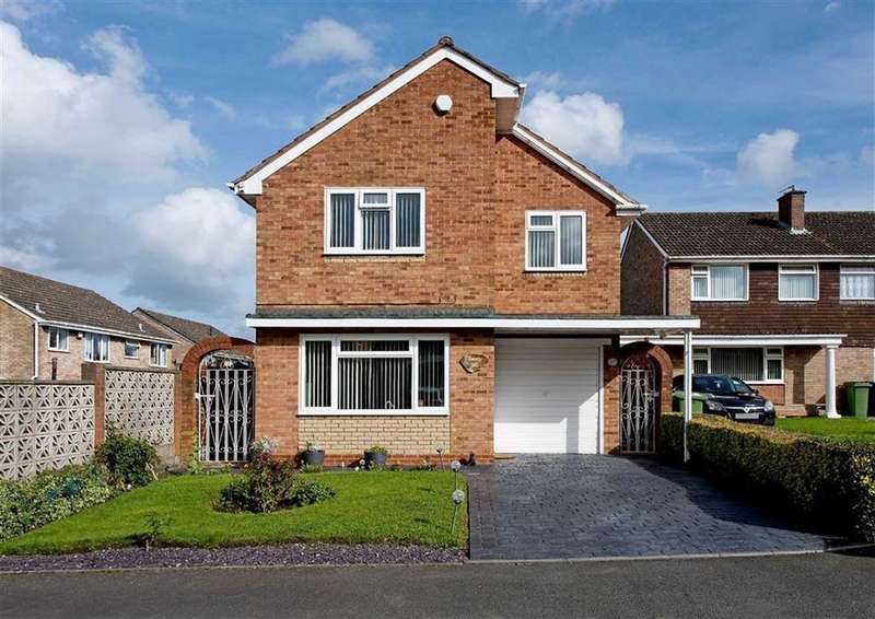 5 Bedrooms Detached House for sale in 26, Fenmere Close, Goldthorn, Wolverhampton, West Midlands, WV4