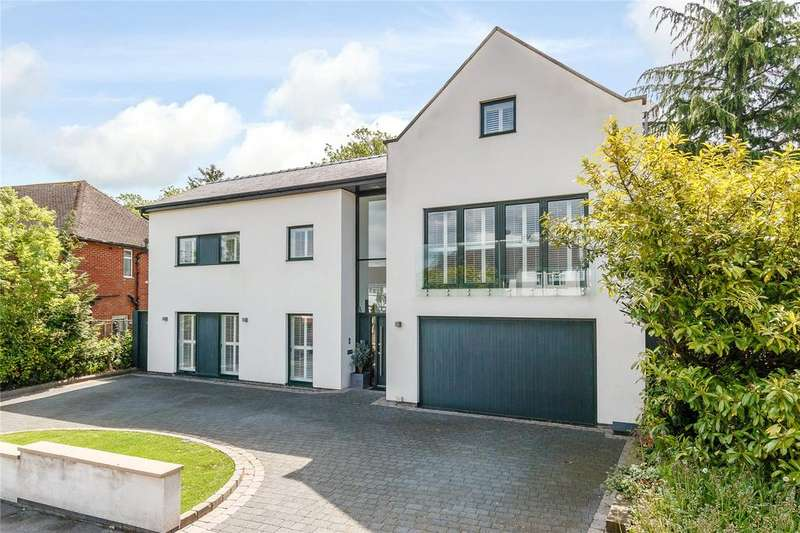 6 Bedrooms Detached House for sale in Westminster Crescent, Cardiff, CF23