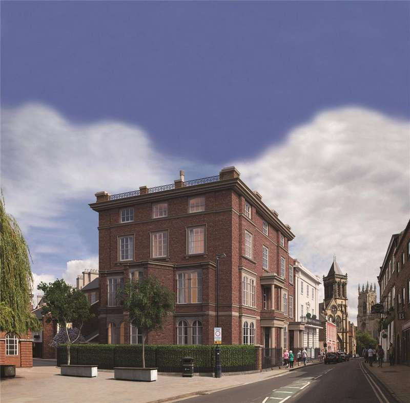 2 Bedrooms Flat for sale in Apartment 1, 2 Museum Street, York, YO1