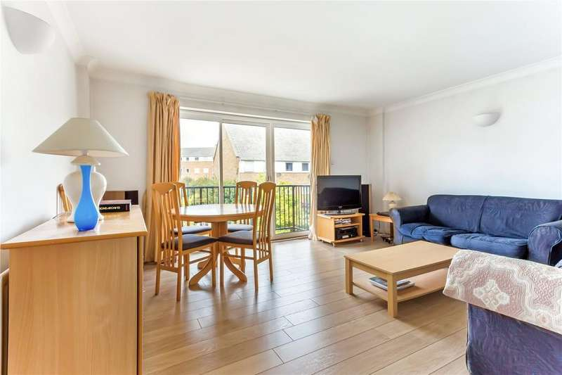 3 Bedrooms Flat for sale in Lamb Court, 69 Narrow Street, Limehouse, London, E14