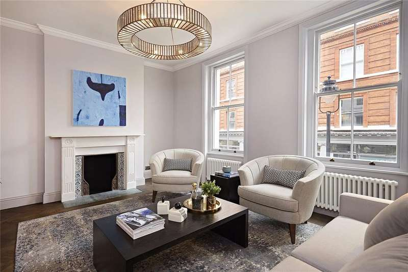 3 Bedrooms Maisonette Flat for sale in Museum Street, Bloomsbury, London, WC1A