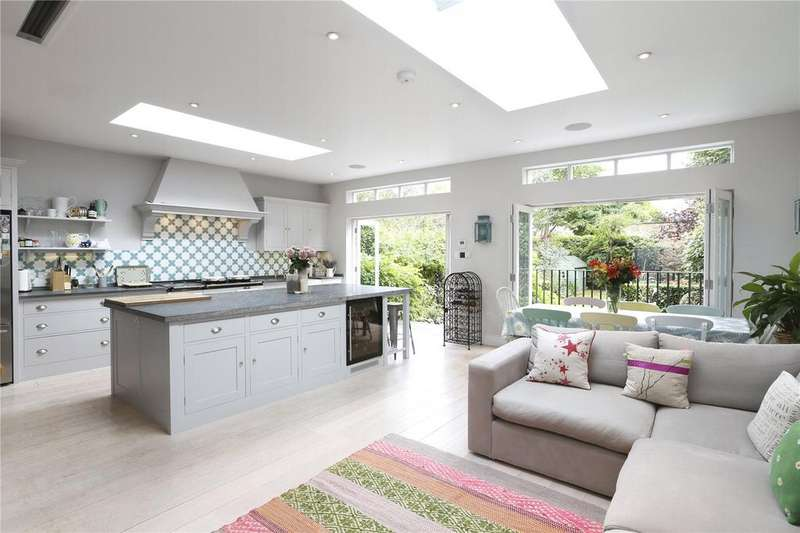 7 Bedrooms Semi Detached House for sale in Bolingbroke Grove, Wandsworth Common, London, SW11