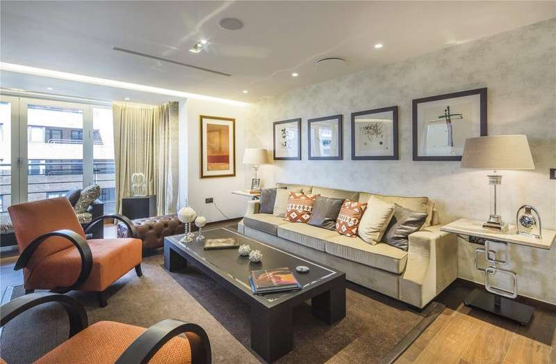 3 Bedrooms Flat for sale in Atrium Apartments, 131 Park Road, St. John's Wood, London, NW8