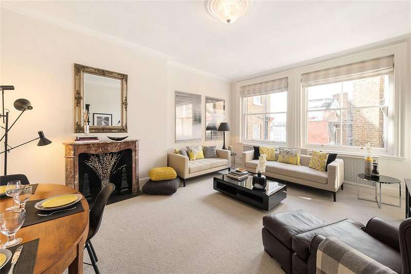 2 Bedrooms Flat for sale in Cadogan Square, Chelsea, London, SW1X