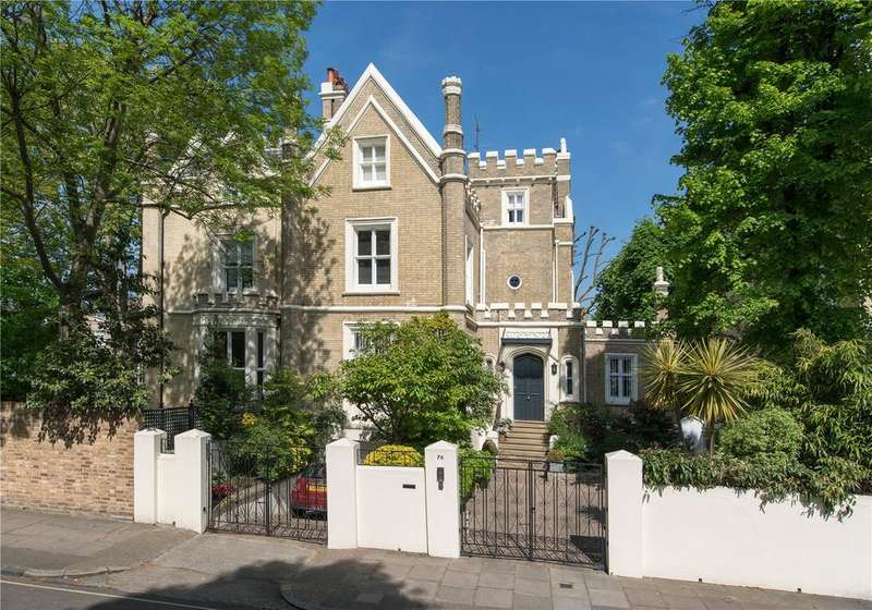 6 Bedrooms Semi Detached House for sale in Carlton Hill, St. John's Wood, London, NW8