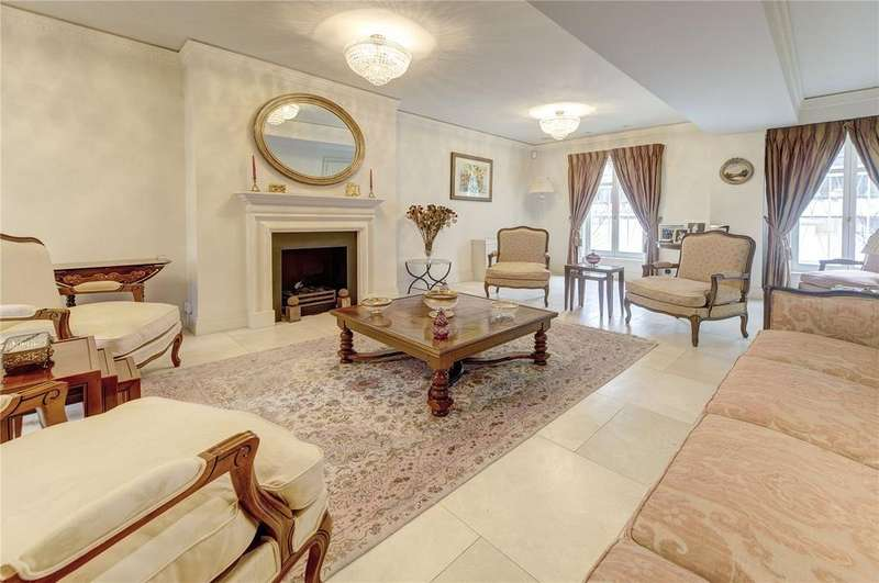 4 Bedrooms Semi Detached House for sale in Wellington Road, St. John's Wood, London, NW8