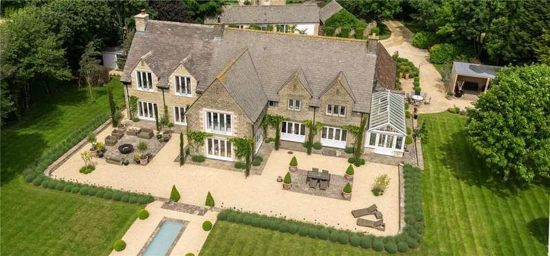 5 Bedrooms Equestrian Facility Character Property for sale in West Littleton, Wiltshire, SN14