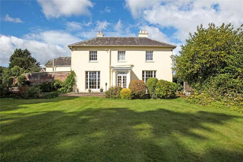 7 Bedrooms Detached House for sale in Durweston, Nr Blandford Forum, Dorset, DT11
