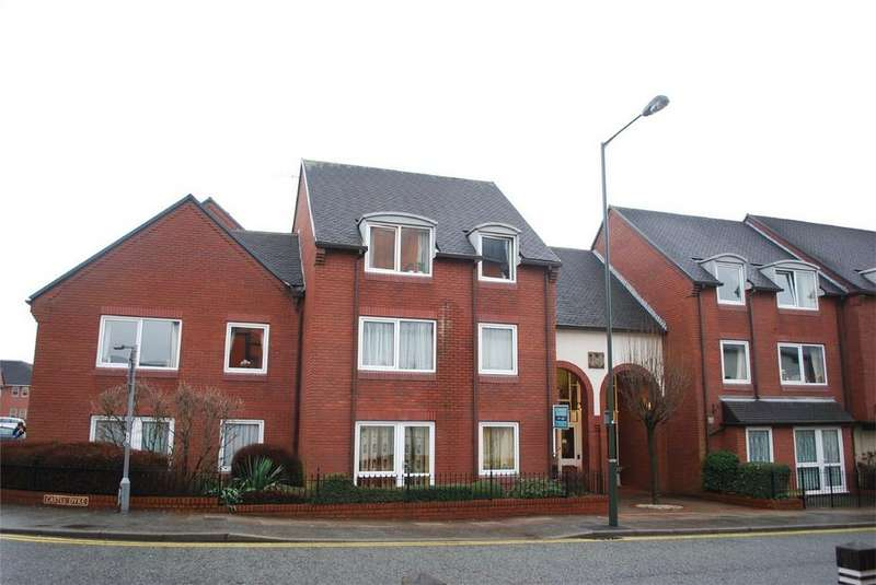 1 Bedroom Retirement Property for sale in Homelodge House, Castle Dyke, Lichfield, Staffordshire