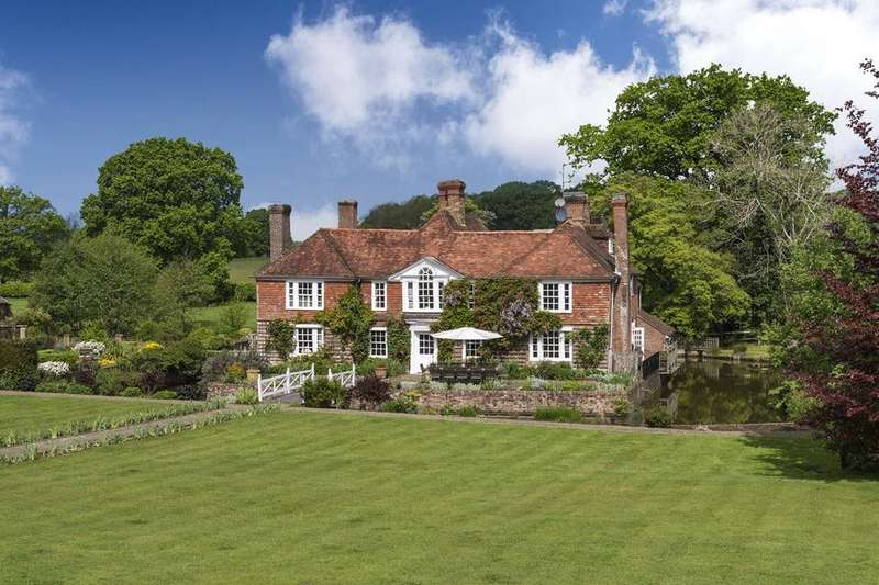 7 Bedrooms Unique Property for sale in Chailey Green, Nr. Lewes, East Sussex, BN8