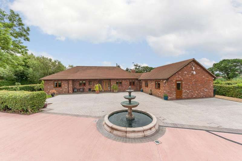 5 Bedrooms Detached Bungalow for sale in Staunton, Gloucestershire