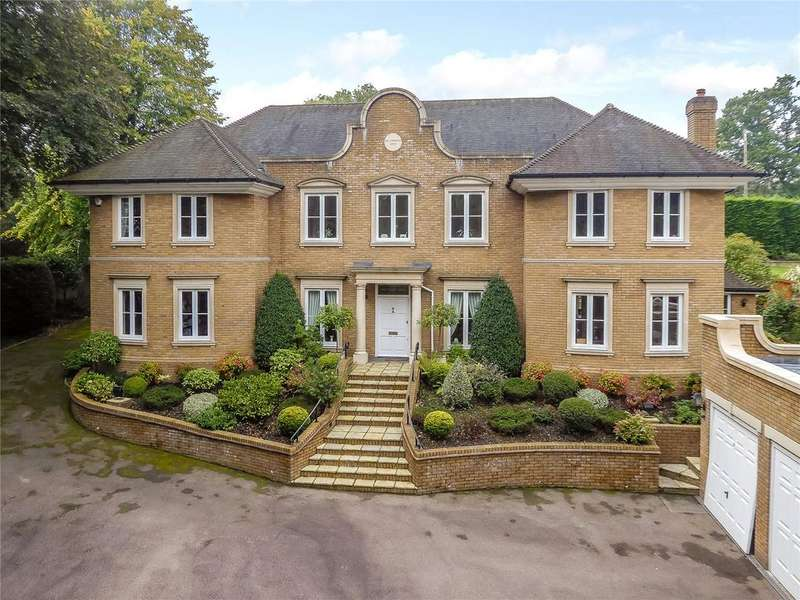 5 Bedrooms Detached House for sale in Loudwater Lane, Loudwater, Rickmansworth, Hertfordshire, WD3