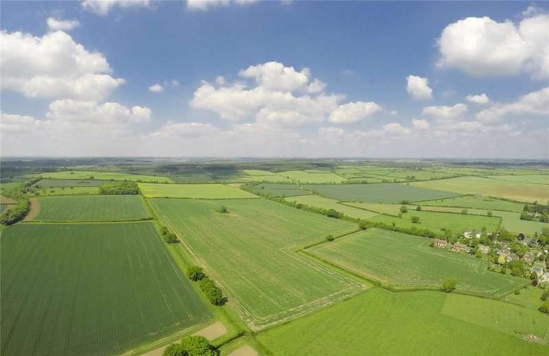 Land Commercial for sale in Land At Manor Farm, Aldwincle, Kettering, Northamptonshire, NN14