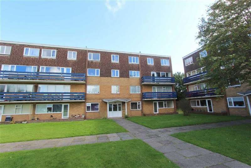 2 Bedrooms Apartment Flat for sale in Eldon Court, Lytham St Annes, Lancashire