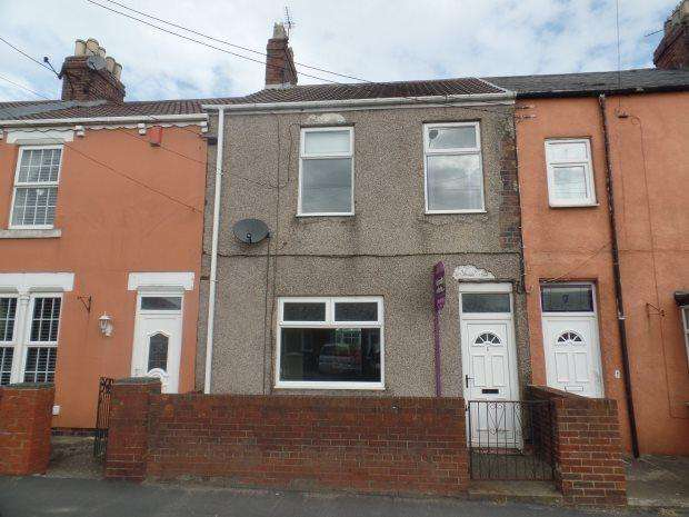 3 Bedrooms Terraced House for sale in CHURCH STREET, WHEATLEY HILL, PETERLEE