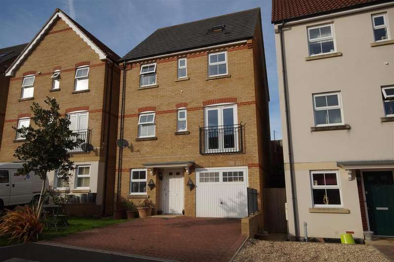 5 Bedrooms Detached House for sale in Catshole Lane, Bideford