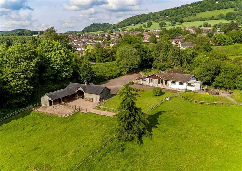 4 Bedrooms Equestrian Facility Character Property for sale in Redbrook Road, Monmouth