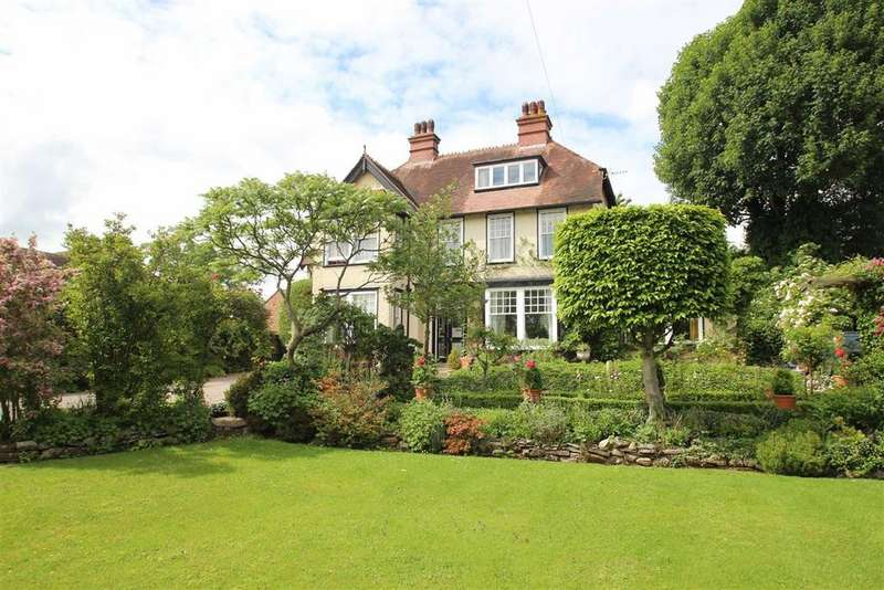 5 Bedrooms Detached House for sale in Hampton Park Road, Hampton Park, Hereford
