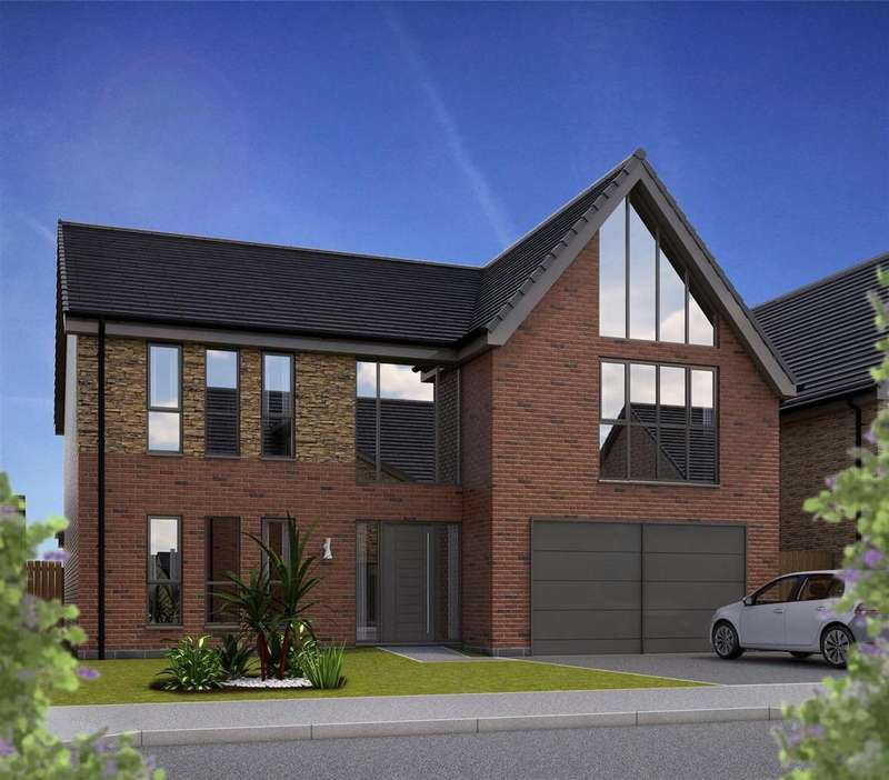 5 Bedrooms Detached House for sale in Plot 56 'Mayfair', Rockcliffe Grange, Nottingham Road, Mansfield