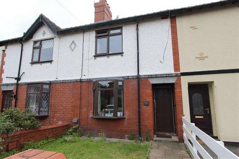 2 Bedrooms Terraced House for sale in Cudworth Road, Lytham St Annes, Lancashire