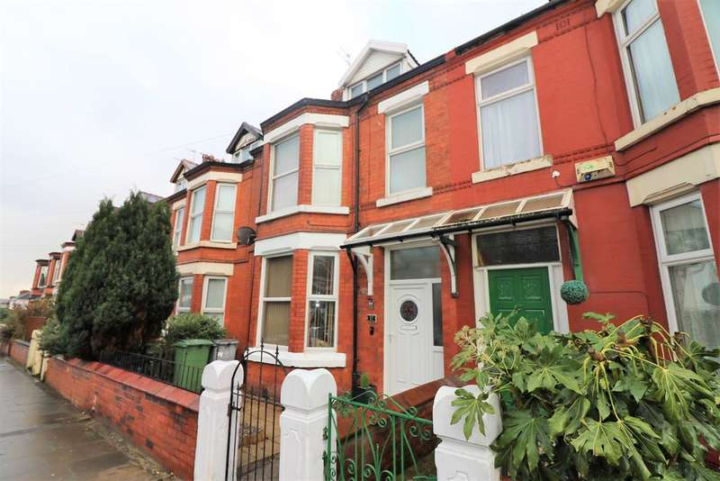 4 Bedrooms House for sale in Oxton Road, Wallasey, CH44 4ET