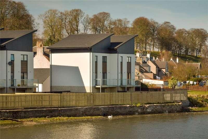 3 Bedrooms Semi Detached House for sale in Riverside (Plot 6), Guardbridge, St. Andrews, Fife, KY16